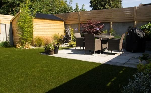 RESIDENTIAL GARDENS & artificial grass