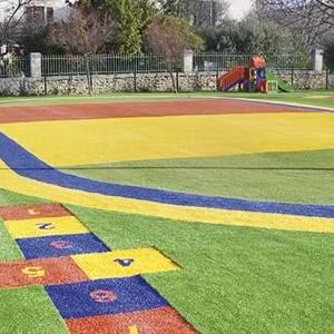 Artificial Play Grass by smart grass gardens
